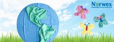 Norwex Consultant Facebook Banner Norwex Party, Fb Banner, Facebook Banner, Facebook Party, Norwex Cleaning, Norwex Biz, Green Cleaning, Easter Banner, Business Pages