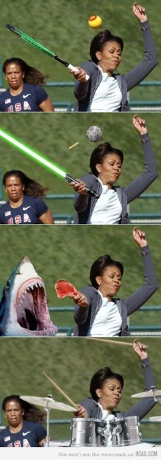 LOL...don't really like the shark though