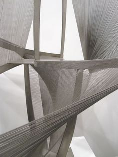 NAUM GABO, TORSION VARIATION DETIAL 1975: nfp design inspiration for knit rib…