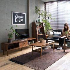 テレビボード Tomte|家具・インテリア通販 Re:CENO【リセノ】 Home Interior Design, Room Design, Decor, Interior Design, House Interior, Interior, Home Furniture, Home Decor, Room