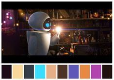 Cinema Palettes: conheça a paleta de cores de grandes produções do cinema!