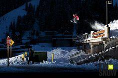 Eiki Helgason  Photo: Andy Wright  Oakley Team Shoot Out Gallery 2012   TransWorld SNOWboarding