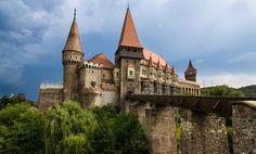 Best Castles in Europe - Corvin Castle Copyriht Florin Draghici -  European Best Destinations
