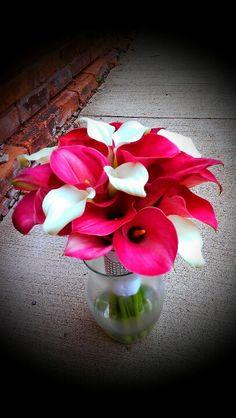 Mini calla lily bouquet
