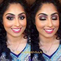 Labor Day weekend #bride beautiful features for beautiful art!  #mac #iloveigmuas #ilovemakeup  #makeupbyme  #makeup #ilovemaciggirls #makeupartist #artist #motd #lotd #mua #beauty #makeupaddict #beatthatface  #makeuphoneys #makeupgeek #igmakeup #instamakeup #makeupdolls #beautyguru #makeupmobb #glam #smoky  #instaglam #makeuplover #indianwedding #pakiwedding