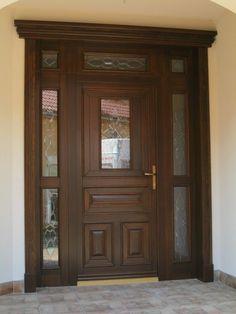 6 Main Door Design, Glass Panel Door, Paramore, Wood Doors, Windows And Doors, Fa, Puertas, Wooden Doors, Wooden Gates