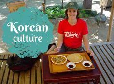 Enjoying some Korean food and soaking up Korean culture near Seoul