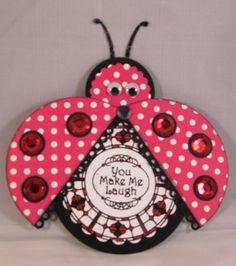 Cardworksandmore: Ladylikebug