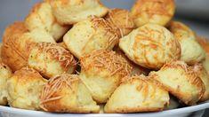 Slané syrové pampúšiky Russian Recipes, Pretzel Bites, Sprouts, Food And Drink, Appetizers, Potatoes, Bread, Vegetables, Polish