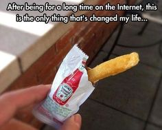 Ketchup hack