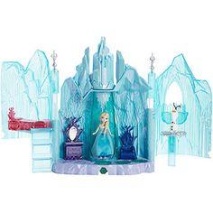 Disney Frozen Castle and Elsa Doll Play Set