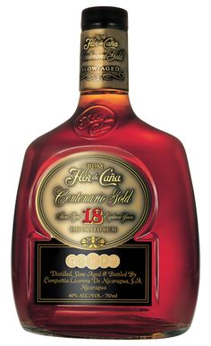 representing for da' hubby!    Flor de Cana (18 yr.)  So smooth!  Ahh Nicaragua!  Would like to try!