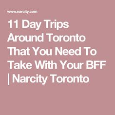 It's time to explore. Day Trips, Bff, Toronto, Things To Do, Explore, Things To Make, Exploring, Todo List, Bestfriends