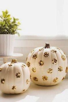 25 Ideas para decorar una calabaza de Halloween