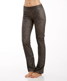 Another great find on #zulily! Balance Collection Outdoor Black Space Dye Pocket-Accent Convertible Pants by Balance Collection Outdoor #zulilyfinds