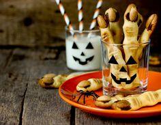 Doigts de sorcière spécial Halloween