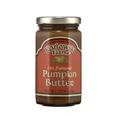 Kozlowski Pumpkin Butter (6x10oz)