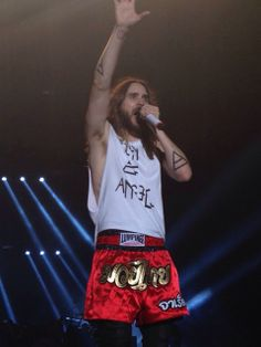 Thirty Seconds To Mars.- Bangkod, Thailand.- 05-04-2014 #LoveLustFaithDreamsTour
