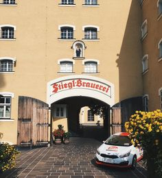 This is my happy place. @stieglbrauerei #beer