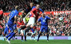 Rooney's First Goal