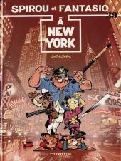 de Tome & Janry...pour moi ce sont les meilleurs dessins et humours de la série de Spirou et Fantasio.