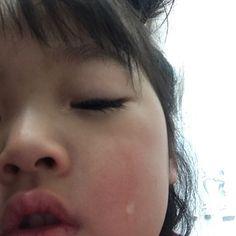 Cute Baby Meme, Baby Memes, Cute Funny Babies, Cute Memes, Cute Kids, Korean Babies, Asian Babies, Crying Pictures, Cute Laptop Wallpaper