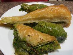 #Baklava ( #Turkish #Dessert)   Dessert Inventions http://dessertinventions.com/baklava-turkish-dessert/