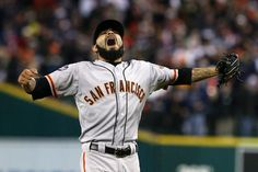 World Series: San Francisco Giants are baseball champions after unlikely sweep of Detroit Tigers: Griffin #baseball #MLB