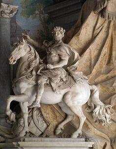 Charlemagne Agostino Cornacchini Vatican 2 - Charlemagne - Wikipedia, the free encyclopedia