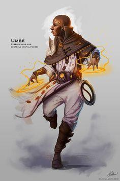 Umbe by Tchukart.deviantart.com on @DeviantArt