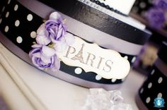 Stunning PARIS PARISIAN Parties! - Kara's Party Ideas - The Place for All Things Party