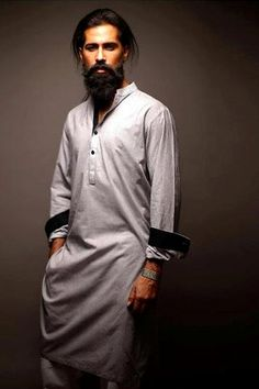Stylish-Spring-Summer-Mens-Kurta-Collection-2013-By-Bareeze-8.jpg (320×480)