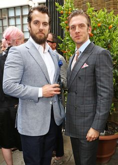 Henry Cavill, Dan Stevens + More Attend Dunhill x GQ Style Party