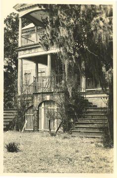 Seabrook Plantation -- Charleston County (S.C.) picture taken circa:1900