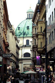 Vienna, Austria by Yoshing_, via Flickr