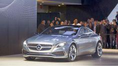 Autoliveris: Παγκόσμια πρεμιέρα για τη νέα Mercedes S-Class Cou...