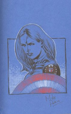 Sharon Carter by Mike Perkins Sharon Carter, Enemies, Avengers, Marvel, Superhero, Comics, Boys, Baby Boys, The Avengers