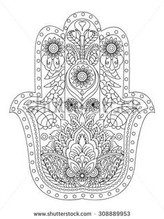 paisley cats to coloring - Pesquisa Google