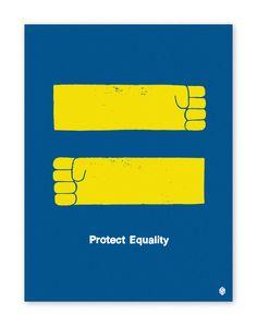 protect equality