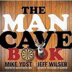 The Man Cave Book (Original) (Paperback)