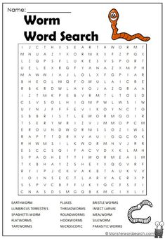 Print Out These Fun Word Search Puzzles | english ...