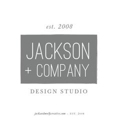 Image of Text-Only Pre-made Logo Design :  Simple Slate $29.50