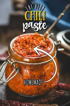 Chili Paste Recipe, Indian Food Recipes, Asian Recipes, World's Best Food, Homemade Spices, Chutney Recipes, Red Chili, Recipes From Heaven, Okra