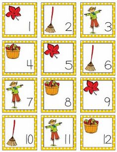 Day Two of the Ten Days of {Freebies}: September Calendar Cards