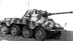 Picture of the SdKfz 234 (Puma) Military Photos, Military History, Armored Vehicles, Armored Car, Tank Armor, Military Armor, Armored Fighting Vehicle, Ww2 Tanks, Military Equipment