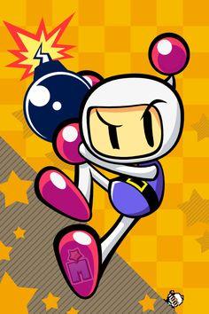 Bomberman Fusion (remake) by MarkProductions on DeviantArt Cartoon Video Games, Cartoon Art, Cartoon Mignon, Witcher Wallpaper, Graffiti Doodles, Super Mario Art, Dope Cartoons, Music Drawings, Graffiti Characters
