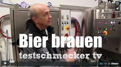 Craft-Beer boomt. In jeder Region gibt es kleine Brauereien, die mit viel Engagement tolle Biere brauen. Diese Brauerei ist am Kaiserstuhl und entwickelt sich vom Hobby-Projekt zum Brau-Profi. Hier gehts zum Video und zum Artikel: http://www.testschmecker.de/2013/07/19/bier-brauen-testschmecker-tv/