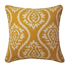 Okay, I may have spoke too soon on the claim that I can't like Ikat.  I might, could love this!