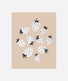 Strawberry Print – Rylee + Cru