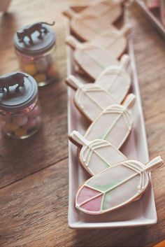 Gorgeous Boho Chic Birthday Party {Pastels & Feathers} #camping and #glamping